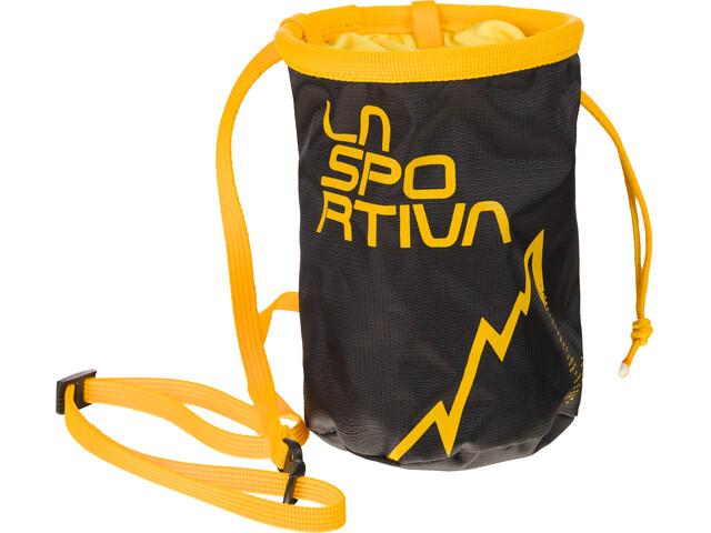 La Sportiva Chalk Bag black